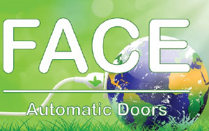 Face Automatic Doors